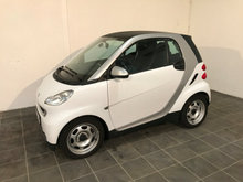 Fortwo Coupé 1,0 Pure 61 MHD, 1,...