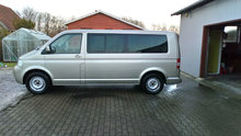 VW Caravelle 2.5Tdi Lang. 9 person.