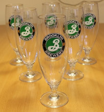 BROOKLYN BREWERY glas