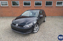 VW Golf 1,6 TDI BMT Highline 105HK 5d