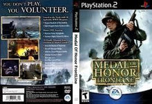 ps2  medal of onor