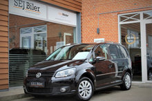Touran 2,0 TDi 140 Highline BMT 7prs