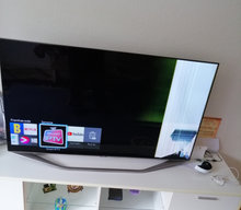 Defekt Samsung Smart tv 55