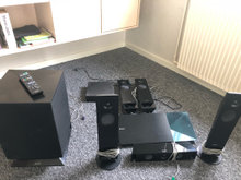 Sony Blu-ray Surround system