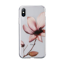 Silikone cover til iPhone X XS el 10
