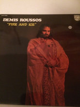 Demis Roussos, Fire and Ice LP