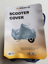 scootere cover grå