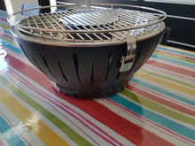 Rejse/camping grill