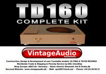 THORENS TD160 REFURB KIT