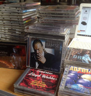 CD alle i fin stand