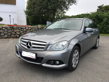 Mercedes C200 2.2 Blue Efficiency - 2014