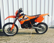 Ktm Exc (cr500 conversion)