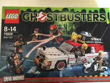 Helt ny LEGO Ghostsbusters 75828