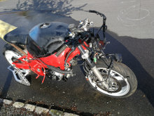 Gsxr 600 750 i reservedele