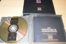 Jimi Hendrix; The gold Collection.