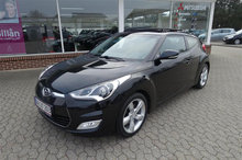 Hyundai Veloster 1,6 GDI Style 140HK 5d 6g