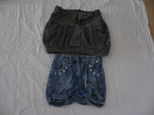 2 Jeans shorts