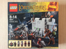 Lego Lord Of The Rings 9471 Uruk-hai Arm