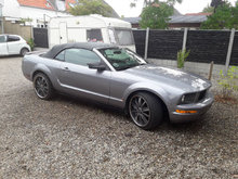 Ford Mustang cab 4.0 '07