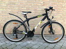26 tommer mountainbike
