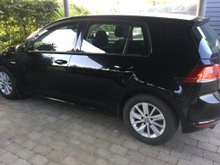 Golf diesel bluemotion 110 hk