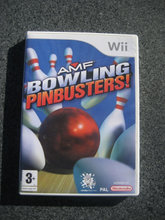 Nintendo WII bowlingspil