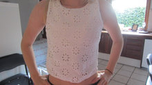 Str. XS, Abercrombie & Fitch sommerbluse