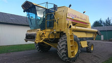 New Holland  TF46 sælges i dele/for spareparts
