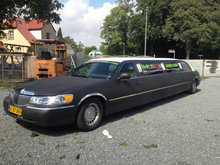 Limo Ford town car 130 Stetch.