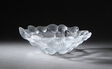 Royal Copenhagen shell mussel bowl glas