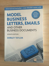 Model Business letters, Emails