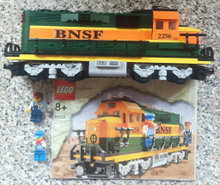 Burlington Northern Santa Fe