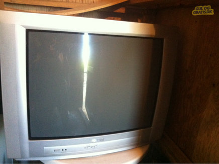PHILIPS  Stereo TV Crystal Clear, billede 1
