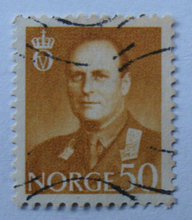 Norge - AFA 447 - Stemplet