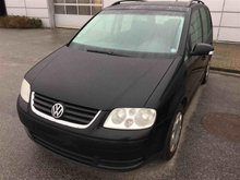 VW Touran 1,9 D 6-gear 105HK