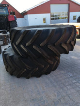 New Holland TM 155 KOMPLETTE HJUL. 650/75R38