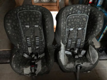 brugte autostole med isofix