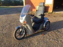 3 hjulet scooter