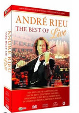 3 DVD ; Andre Rieu ; The best of live