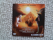 Adèle and The Secret of The Mummy
