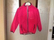 Windbreaker fleese jakke