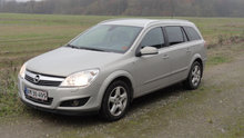 OPEL ASTRA H 1,6 16v ST. limited