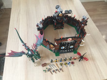 Lego Vikings 7019 Viking Fortress