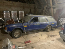 Ford Granada søges