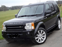 Land Rover Discovery 2.7 TDV6 HSE 2007