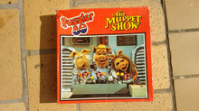 Retro Muppet Show Puslespil