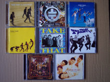 TAKE THAT & ONE DIRECTION  CDer sælges