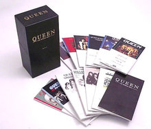 QUEEN ; Japansk cd singel collection ;SE