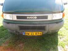 Iveco Daily 35C 13 Autotransporter