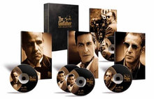 The Godfather Collection ; Alle Film